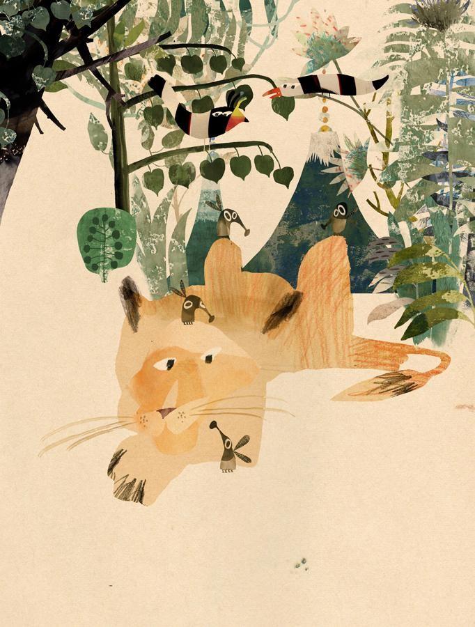 NEW children's illustrator, Daniel Egneus