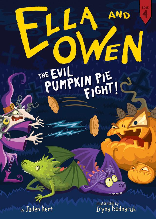Iryna Bodnaruk: Ella and Owen - Little Bee Books