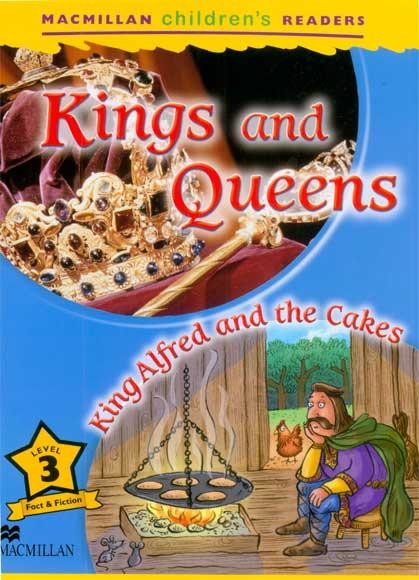 Kings and Queens/King Alfred and the Cakes