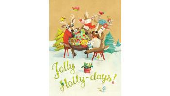 Jolly Holly-days!