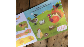 Chirp Magazine –Illustrations for Baby Animals Issue