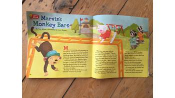 Marvin's Monkey Bars